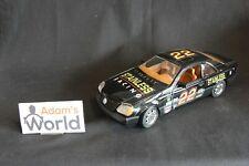 Majorette Mercedes-Benz S 600 Coupé 1:18 #22 Stainless Racing NB (JS)