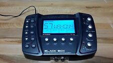 M-AUDIO Black Box Guitar Performance Record USB System w/ Manual & Power Supply