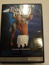 Rockin body 2 dvds beachbody