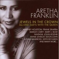 Franklin, Aretha-Jewels in the Crown Duets read!!! CD NEUF emballage d'origine