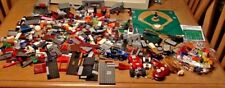 LEGO 5 lbs pounds Bulk Lot of Assorted Pieces Cars MLB Infield Set Baseball