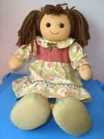 My Doll bambola di pezza cm : 42 pupazzo morbido giocattolo pigotta poupée puppe