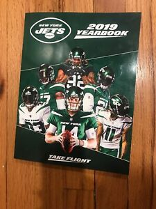2019 New York Jets Yearbook