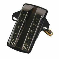 Feu LED + clignotants intégrés SUZUKI SV 650 1000 2003 2010 FUME