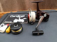 Vintage Abu Sweden Cardinal 66X Spinning Fishing Reel