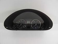 2006 Mercedes C220 C200 C270 diesel W203 speedometer A2035405548