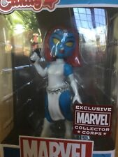Funko Rock Candy Marvel Collector Corps Mystique (NEW &. BOXED)