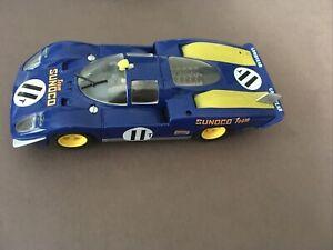 FLY 1:32 slot car, Ferrari 5125 Sunoco team, 11t