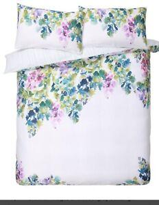 NIP Bluebellgray Catrin Floral Full/Queen Comforter & Shams Set 3pc