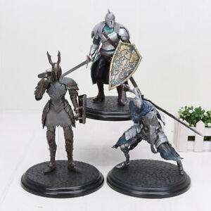 Dark Souls 1 2 3 DXF Faraam Knight Artorias Black Knight PVC Action Figures