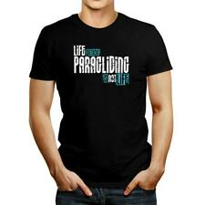 New listing LIFE WITHOUT Paragliding IS NOT LIFE ! T-shirt