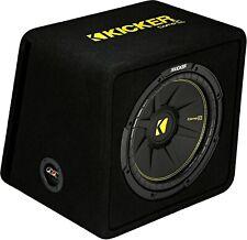 "Kicker 44Vcwc122 Car Audio 12""Compc Subwoofer Enclosure Loaded Box 2-Ohm Vcwc122"
