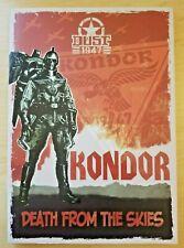 Kondor - Death From The Skies (Dust 1947 paperback rulebook)