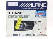 *READ* Alpine UTE-62BT Satellite Radio-Ready In-Dash Car Audio Receiver