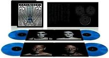 RAMMSTEIN Paris - Super Deluxe Box Set 4LP on Blue Vinyl - 2CD & Blu-Ray SEALED
