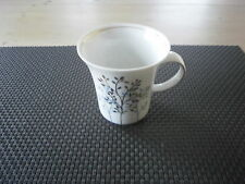 Königl. Tettau Jade Quattra 3764 Kaffeeobere 0,21 ltr. Porzellan  NEU