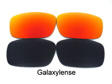 Galaxy Replacement Lenses For Oakley Canteen(2006-13) Sunglasses Black/Red