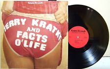 Terry Kratky and Facts O'Life - CRANE RECORDS PRIVATE PRESS LOUNGE DISCO