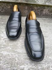 CHURCH LOAFERS – BLACK – UK 8.5 – HERTFORD – EXCELLENT CONDITION