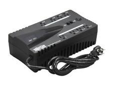 Tripp Lite 650 VA UPS Battery Backup, LCD, 325 Watts Eco Green, USB, RJ11, 8 Out