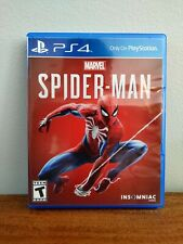 Marvel Spider-Man PlayStation 4 EXCELLENT CONDITION & COMPLETE! PS4