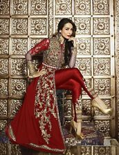 New Anarkali clothes for EID Special Designer Ethnic Dress bridal Suit 219-13