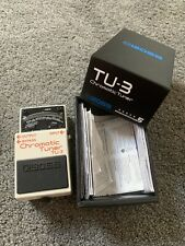 Boss TU-3 Chromatic Tuner Pedal Guitar Effects