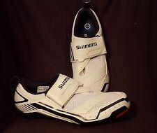 Shimano SH-TR32 Tri-road shoe - white/black - Size 39 - 08486