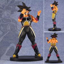 Anime Figure Toy Dragon Ball Z The Masked Saiyan Burdock Figurine Statues 22cm