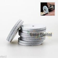 50pcs Dental Polishing Wheels Burs Silicone Polishers for Porcelain Resin Teeth