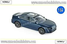 Peugeot 508 2018 Blue  NOREV - NO 310907 - Echelle 1/64 NEWS SEPTEMBRE 2018