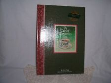 A Cup of Christmas Tea Book by Tom Hegg Autographed 1982