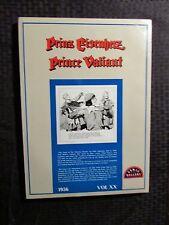 1978 Prinz Eisenherz Prince Valiant v.20 HC/DJ NM/FVF Hal Foster 1956 #'d Print