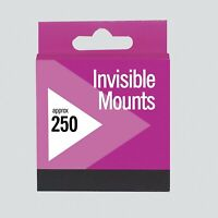 Self Adhesive Invisible Mounts
