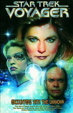 Star Trek: Voyager - Encounters with the Unknown: Voyager - The-ExLibrary