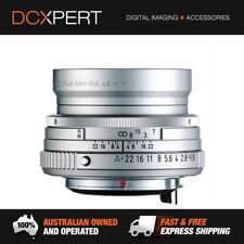 PENTAX FA SMC 43mm F1.9 Limited – SILVER - FULL FRAME