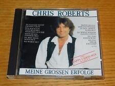 CD CHRIS ROBERTS meine grossen erfolge MEDLEY