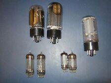 Röhren Set Tube set  für verstärker 31451-a und Andere 7Stück