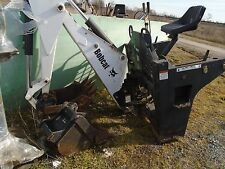 Bobcat 607 Backhoe Attachment Two buckets with X-Change system