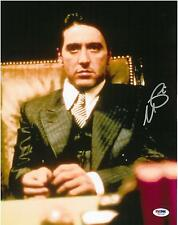 Al Pacino Signed The Godfather Autographed 11x14 Photo PSA/DNA ITP #5A002875A00