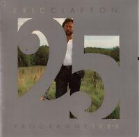 ERIC CLAPTON 1988 CROSSROADS U.S. TOUR CONCERT PROGRAM BOOK BOOKLET / VG 2 EX