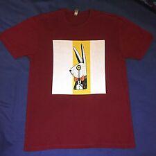Classy Rabbit T-Shirt (Next Level 3600) Unique Bunny Art Hippie Hipster