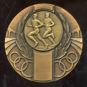 medaille  les premieres foulees GABINIENNES 1977