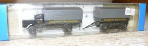 G21 Roco  1532  LKW HZ Mercedes Deutsche Reichsbahn