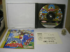 Steamgear Mash - JEU/GAME Sega Saturn/SS import japan occas-used