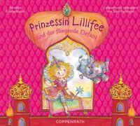PRINZESSIN LILLIFEE - PRINZESSIN LILLIFEE UND DER FLIEGENDE ELEFANT   CD NEU
