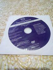 DELL Windows 10 Pro 64bit OS Restore DVD di reinstallazione NUOVO ORIGINALE