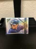 2020 Topps Gallery CHRISTIAN YELICH Rainbow Foil #8 Milwaukee Brewers