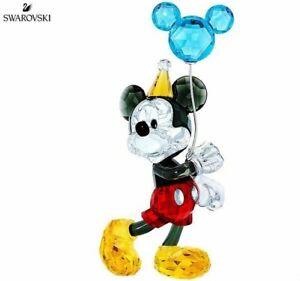 Swarovski Disney Mickey Mouse Celebration MIB #5376416
