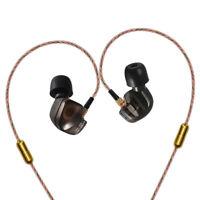 KZ ATE Copper Driver Earphone HIFI Headset Sport Headphone Bass Earbuds With Mic
